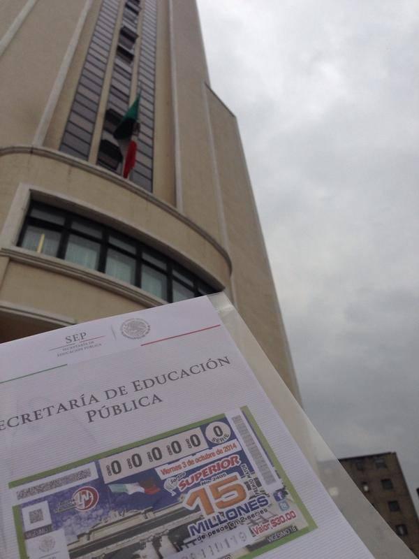 SEP y lotería anuncian sorteo por conmemoración de Conaliteg