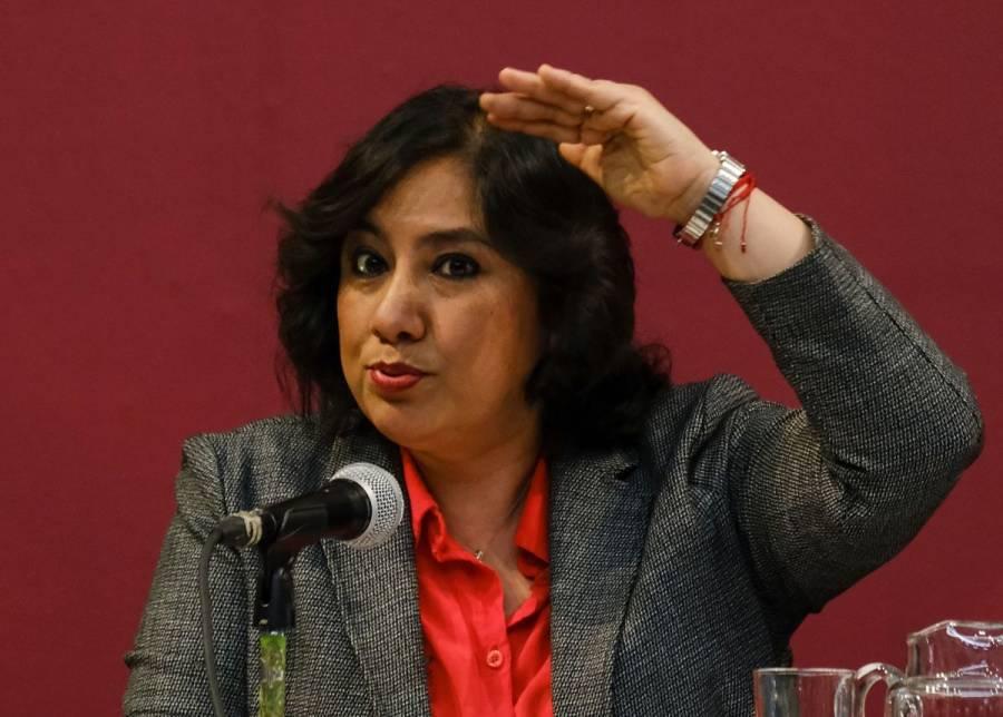 """""""Un honor haber contribuido en detención de Lozoya"""": Irma Eréndira Sandoval"""