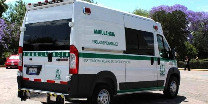 Ubican ambulancia que habría sido usada en atentado contra García Harfuch