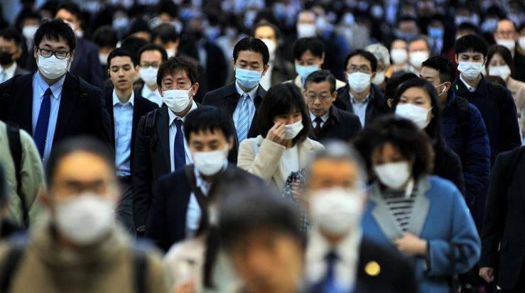 Reportan más de 280 nuevos contagios por tercer día consecutivos en Tokio