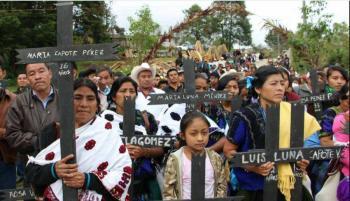 Segob firmará acuerdo para reparar daños de la masacre de Acteal