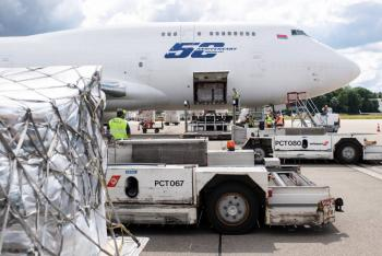 Turquía entrega a Venezuela más de 15 toneladas de insumos contra Covid-19
