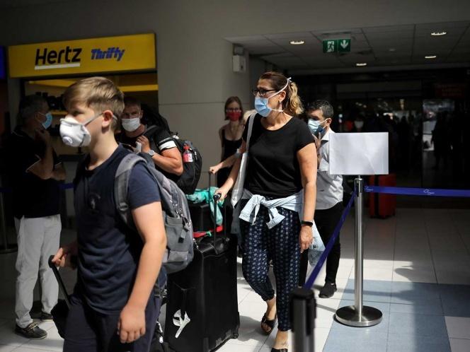 Alemania realizará tests en aeropuertos
