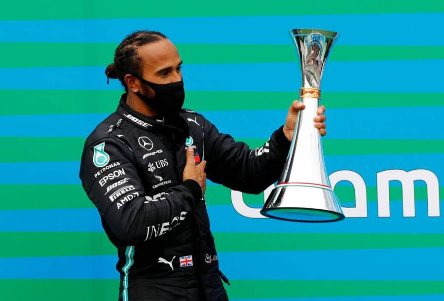 Hamilton gana en Hungría y se coloca líder del Mundial de F1
