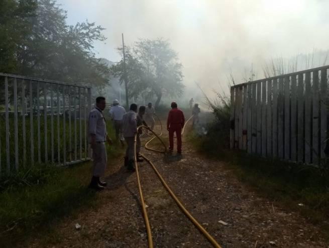 En Poza Rica, Veracruz explotó un ducto de Pemex, dejó cinco heridos