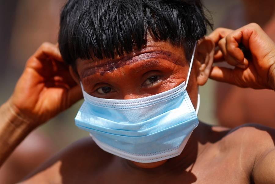 Población indígena está especialmente en riesgo por Covid-19: OMS