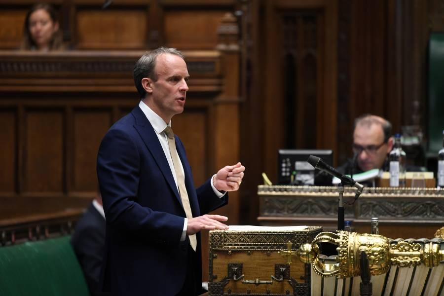 Reino Unido anuncia suspensión del tratado de extradición con Hong Kong
