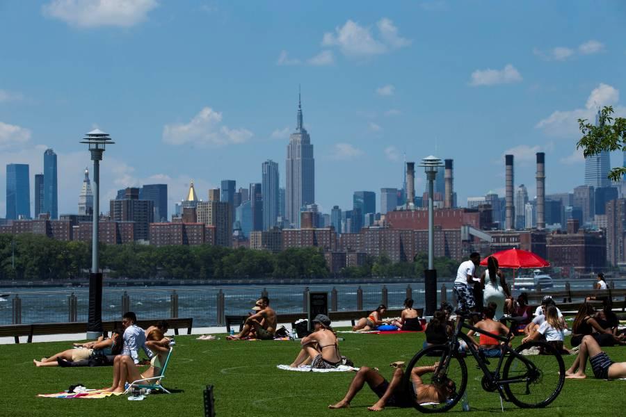 NY entra a nueva fase de reapertura, mientras el Covid-19 se propaga en EU