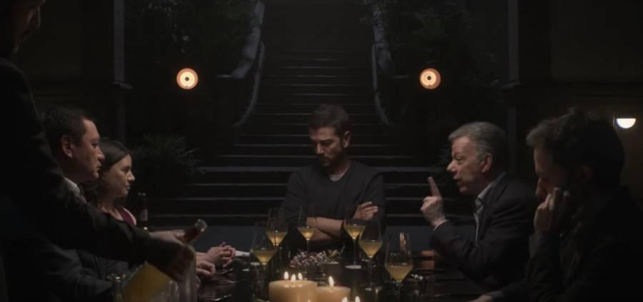 Presentan tráiler de Pan y Circo, programa donde Diego Luna conversa con personalidades