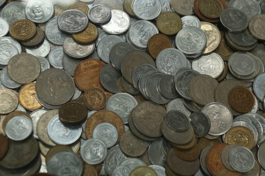 Banxico te dice cuánto valen tus monedas