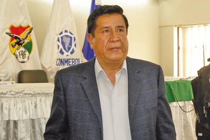 Fallece de covid-19 dirigente de fútbol boliviano