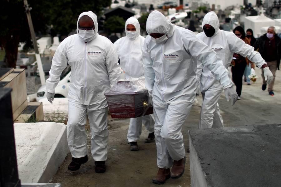 Brasil supera los 80 mil muertos por Covid-19