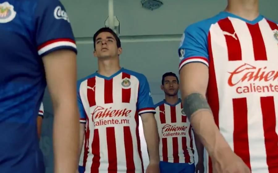 Presenta Chivas nuevos uniformes para torneo Guard1anes 2020