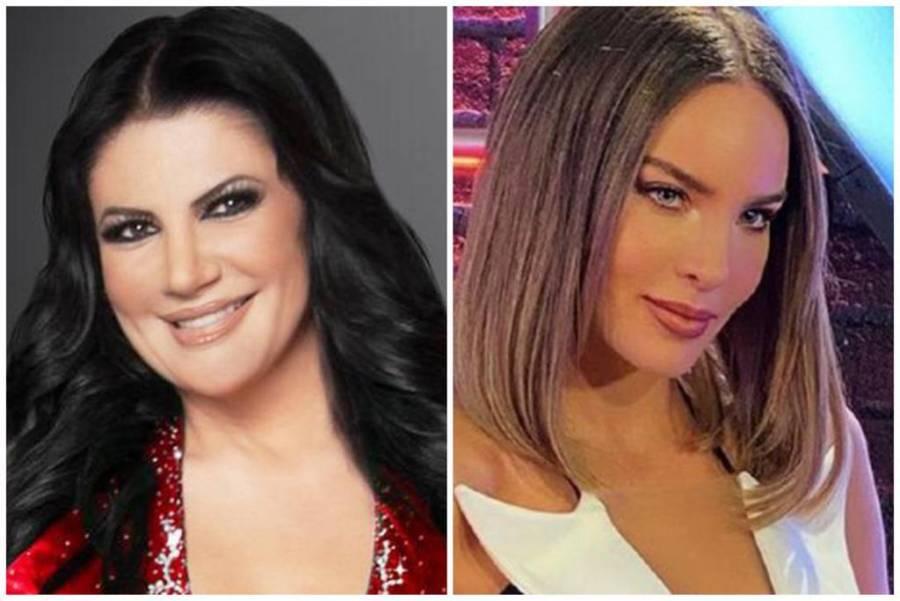 Alejandra Ávalos afirma que Belinda utiliza una doble para grabar La Voz