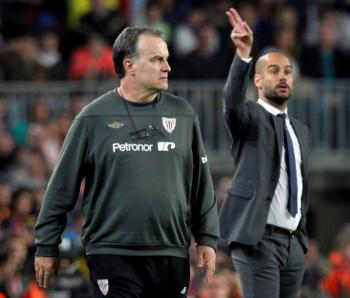 La Premier League será mucho mejor con Marcelo Bielsa: Guardiola