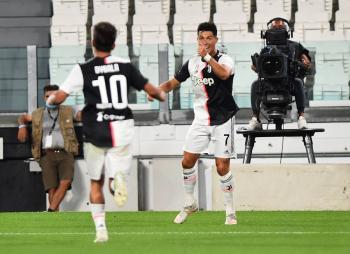 Juventus gana a Lazio y se acerca al Scudetto