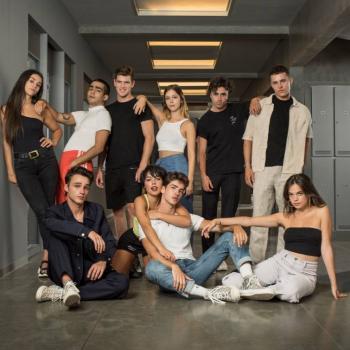 Élite presenta a su nuevo reparto para la cuarta temporada