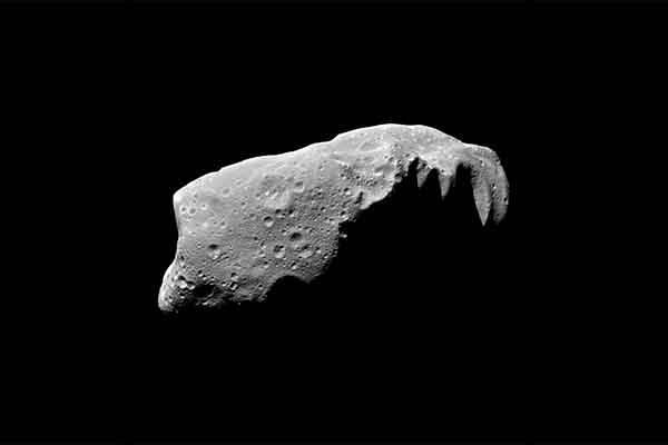 Investigan en la UNAM origen de los asteroides