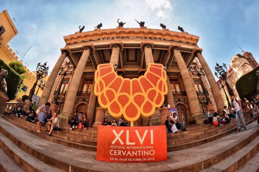 Cervantino se llevara realizará de manera virtual