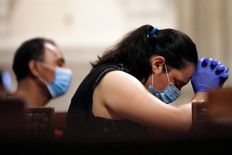 Ola de dolor, la otra  pandemia en EU