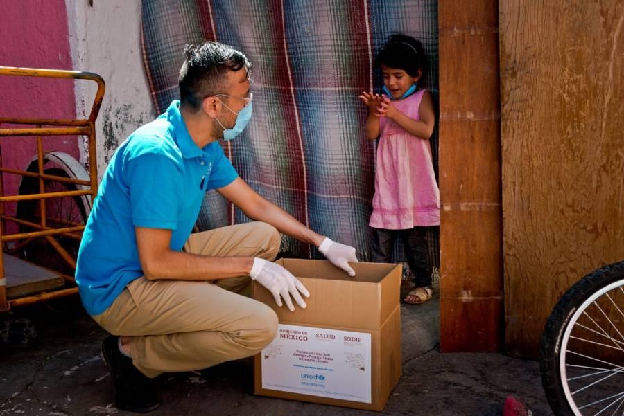 México, sin avances en combate a pobreza: Unicef