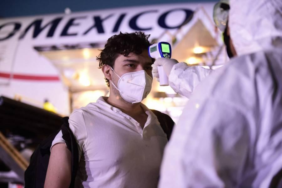 Más de 16 mil mexicanos repatriados: Ebrard