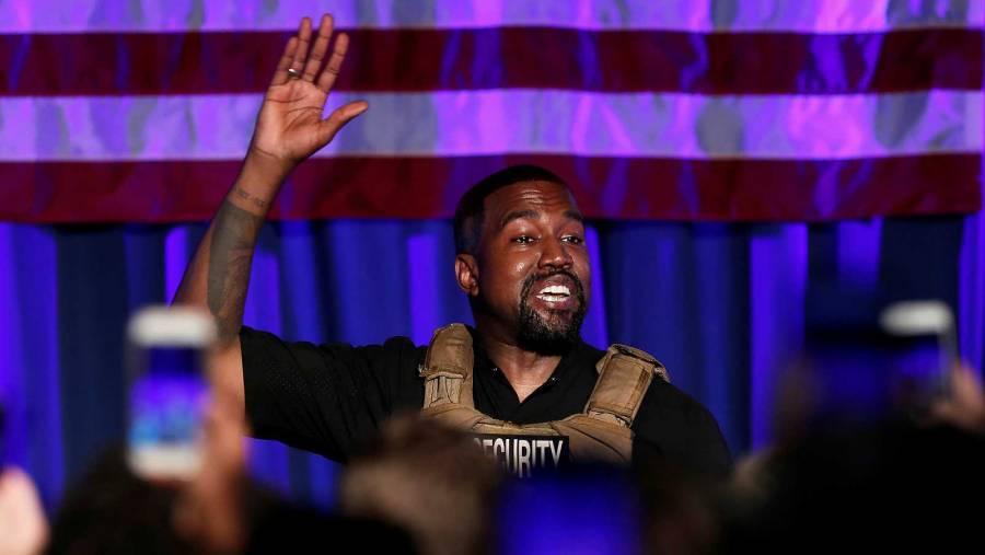 Afirma Kanye West que marihuana 'debería ser gratis' en Estados Unidos
