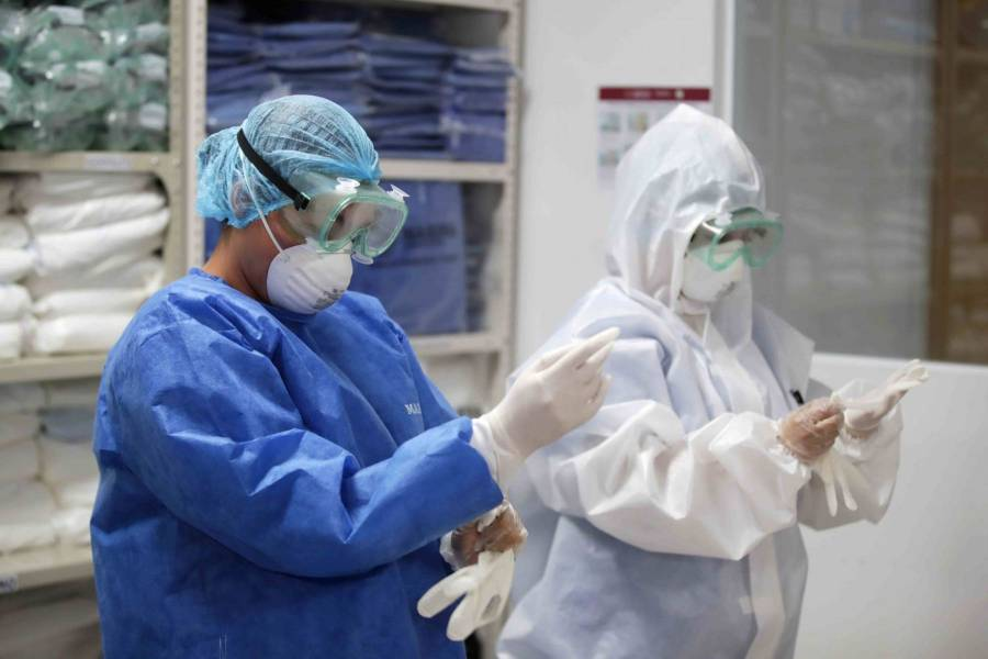 Denuncian negativa a garantizar protección personal médico