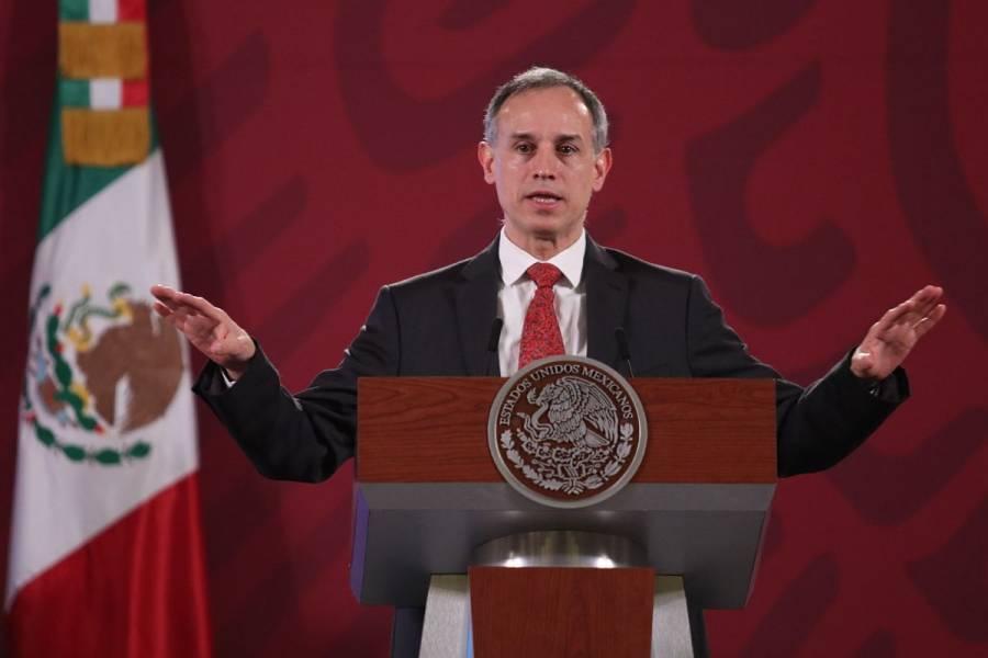 GOAN buscaba trato especial, indica López-Gatell