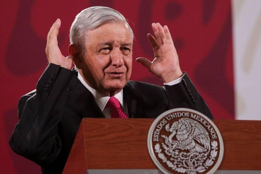"""Como """"politiquería"""" ante próximas elecciones califica AMLO denuncias contra López-Gatell"""