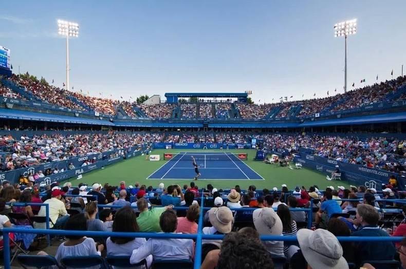 Cancelan Citi Open de Washington, torneo que marcaría la vuelta del ATP Tour