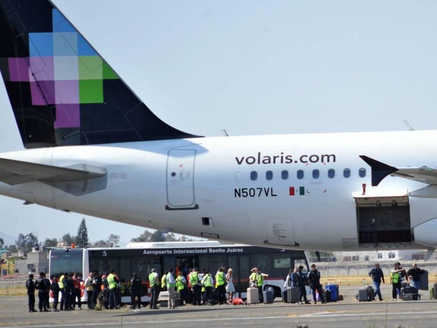Volaris planea operar al 70% capacidad desde agosto