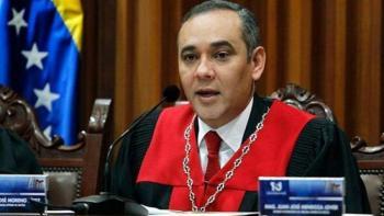 Estados Unidos ofrece 5 mdd por el presidente del TSJ de Venezuela