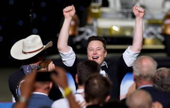 Elon Musk es ahora la quinta persona más rica del mundo