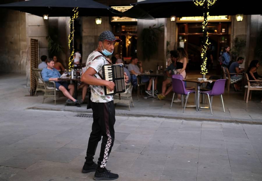 Covid-19 mata a 40 mil  restaurantes en España