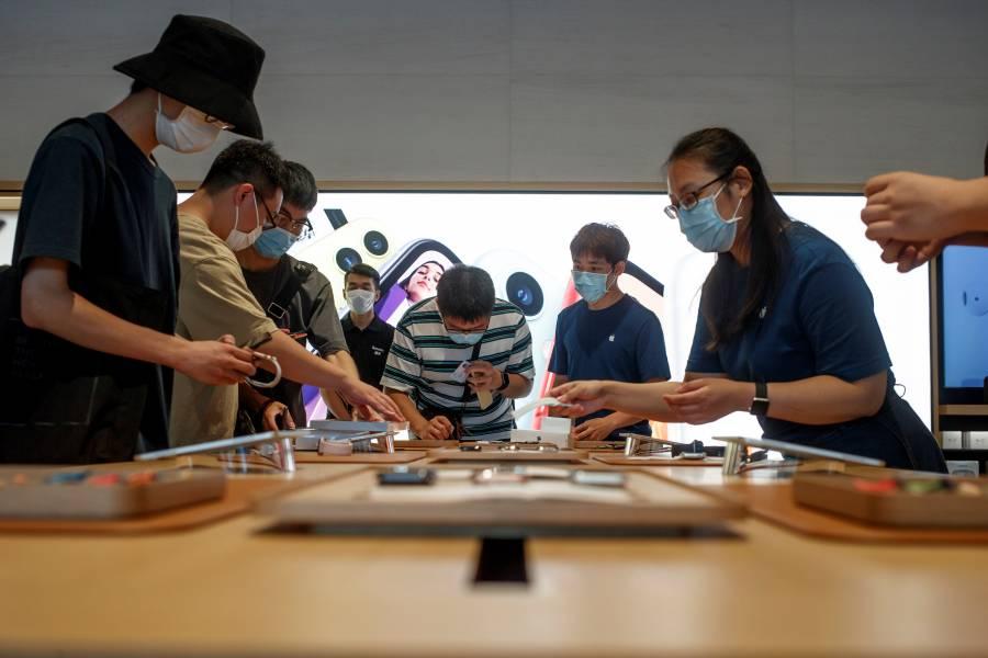 Apple eliminará el carbono de sus productos en 2030