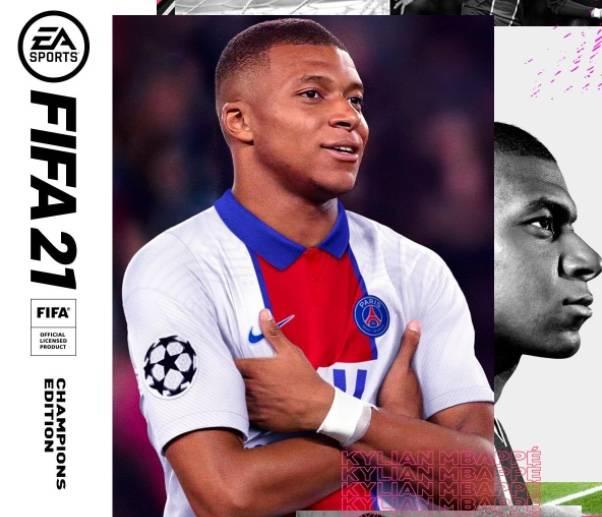 Mbappé se convierte en la nueva imagen del FIFA 21