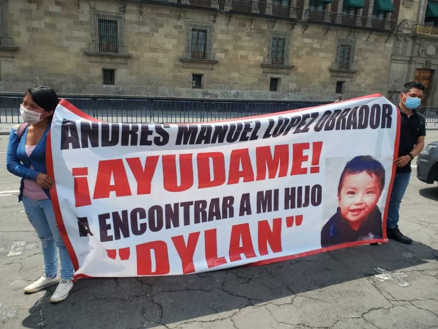 Hay avances en investigaciones para dar con Dylan, niño robado en Chiapas