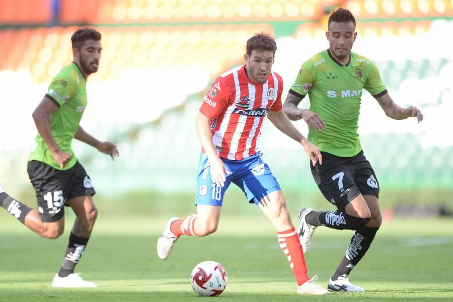 Liga MX cambia de día juego inaugural entre Atlético de San Luis vs FC Juárez