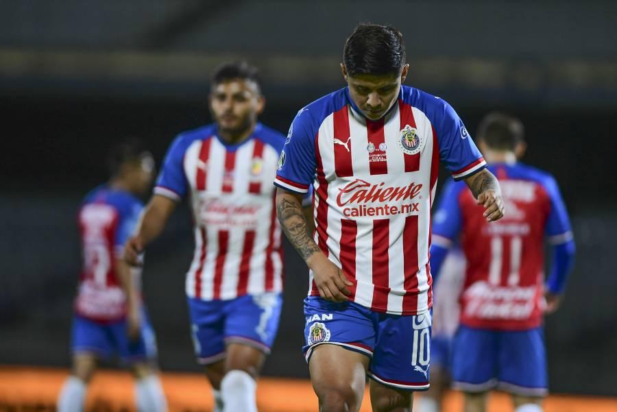 Chivas anuncia tres casos de Covid-19