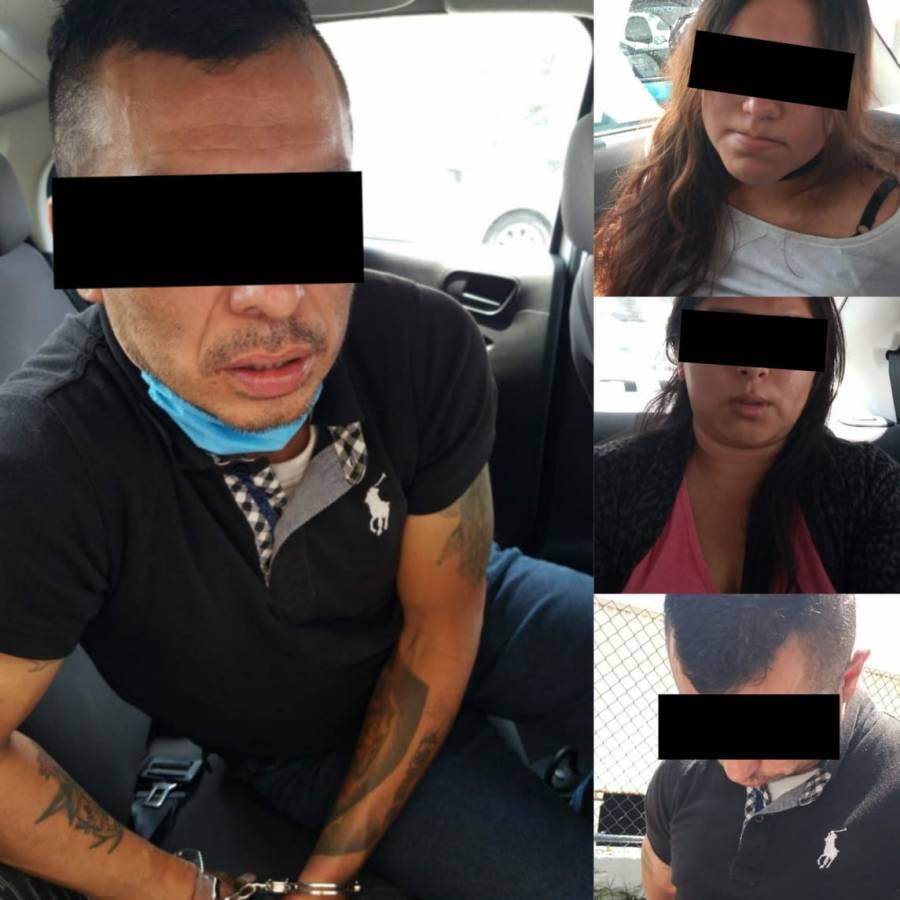 Por intentar pagar con billete falso, detienen a tres personas en Cuajimalpa