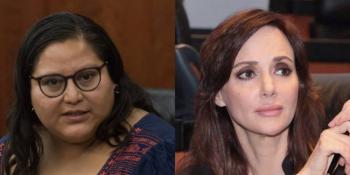 Responde Lilly Téllez a Citlalli: 'seguimos viviendo en un narco-estado'