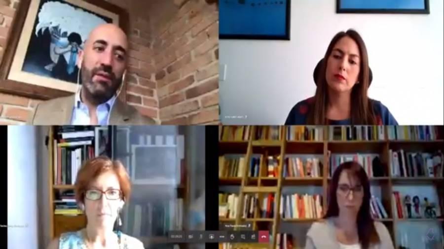 """Realiza IECM Conversatorio virtual """"Digitalización de campañas políticas: conexión en días de distanciamiento"""""""