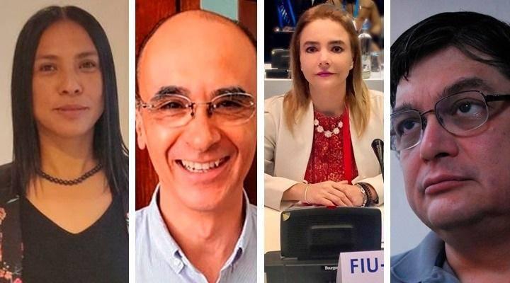 Diputados del PRI celebran elección de nuevos consejeros del INE