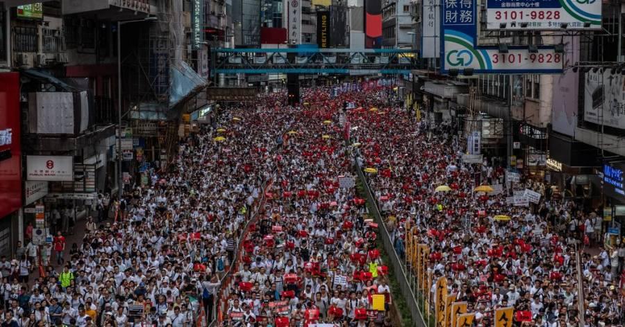 Hong Kong rompe su récord  diario de contagios: 113 casos