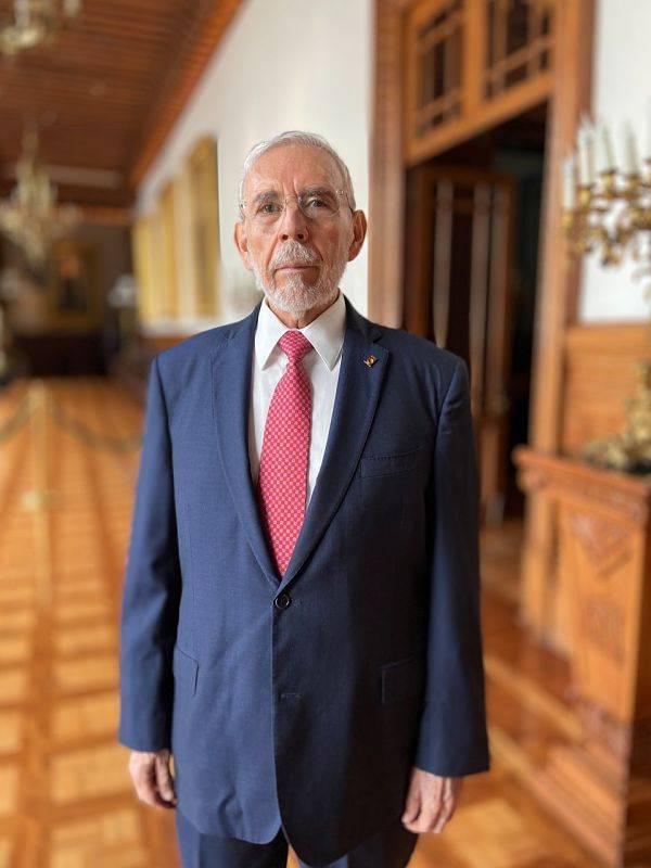Él es Jorge Arganis Díaz Leal, el nuevo titular de la SCT