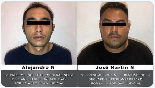 Caen dos integrantes del CJNG por asesinato de 5 mujeres en Edoméx