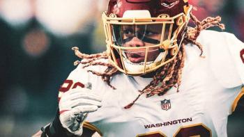 Washington revela su nuevo nombre para la próxima temporada de la NFL