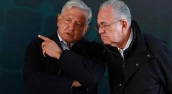Discordia entre AMLO y Jiménez Espriú por control de los puertos