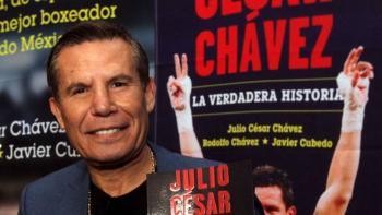 Julio César Chávez revela que Tyson lo contempla para pelea de exhibición
